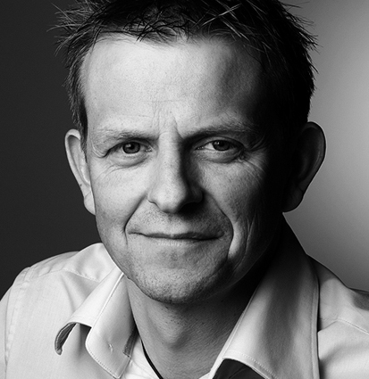 Markus Plaum, geschäftsführender Gesellschafter der Mehrkanal GmbH