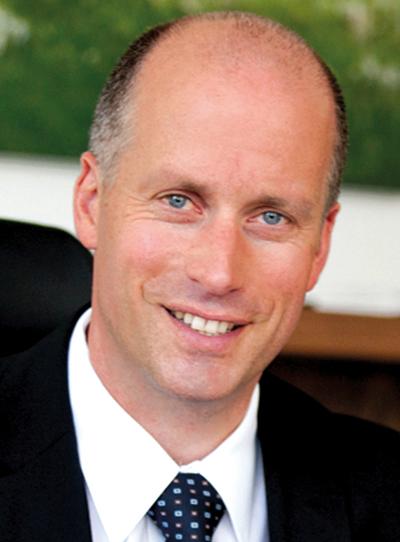 Dr. Matthias Hallweger, HMW AG
