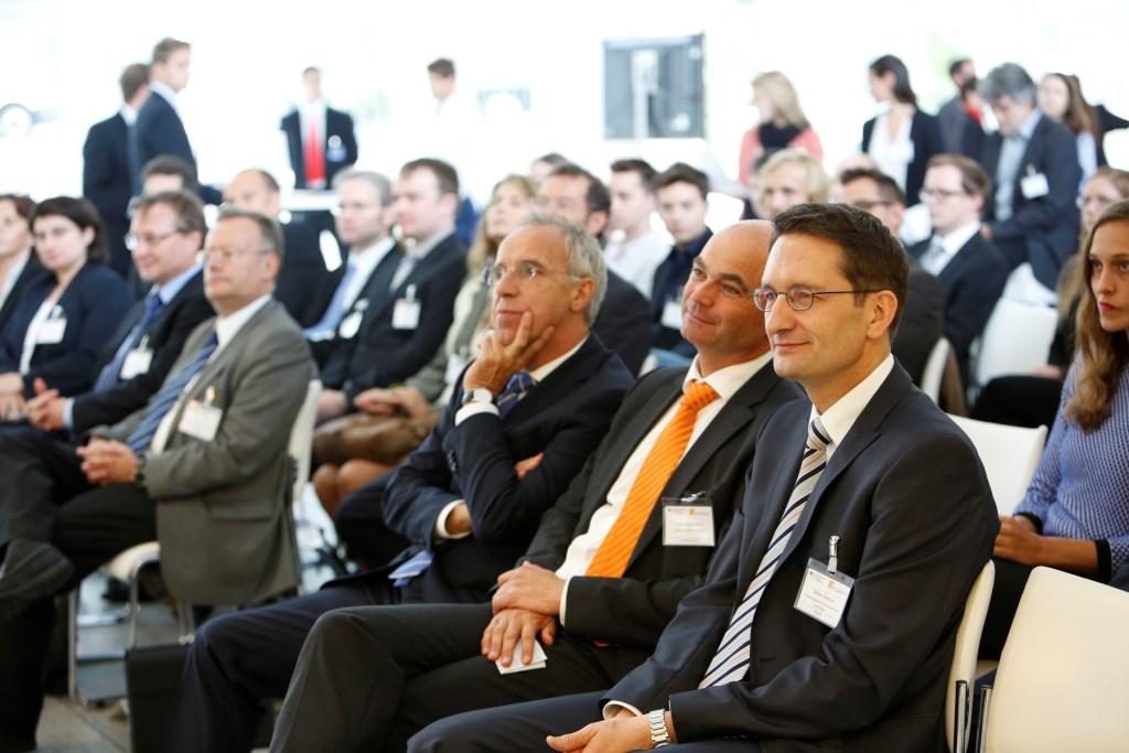 von links Hans-Joachim Kamp Peter Kellendonk und Stefan Schnorr