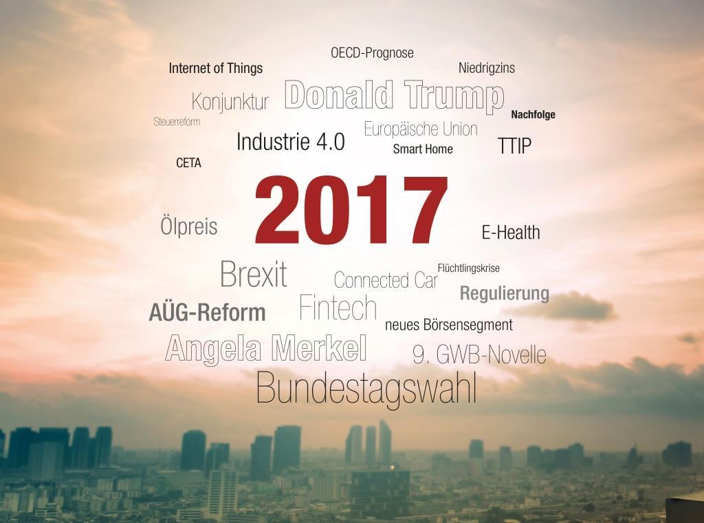 Expertenumfrage zum Beteiligungsjahr 2017