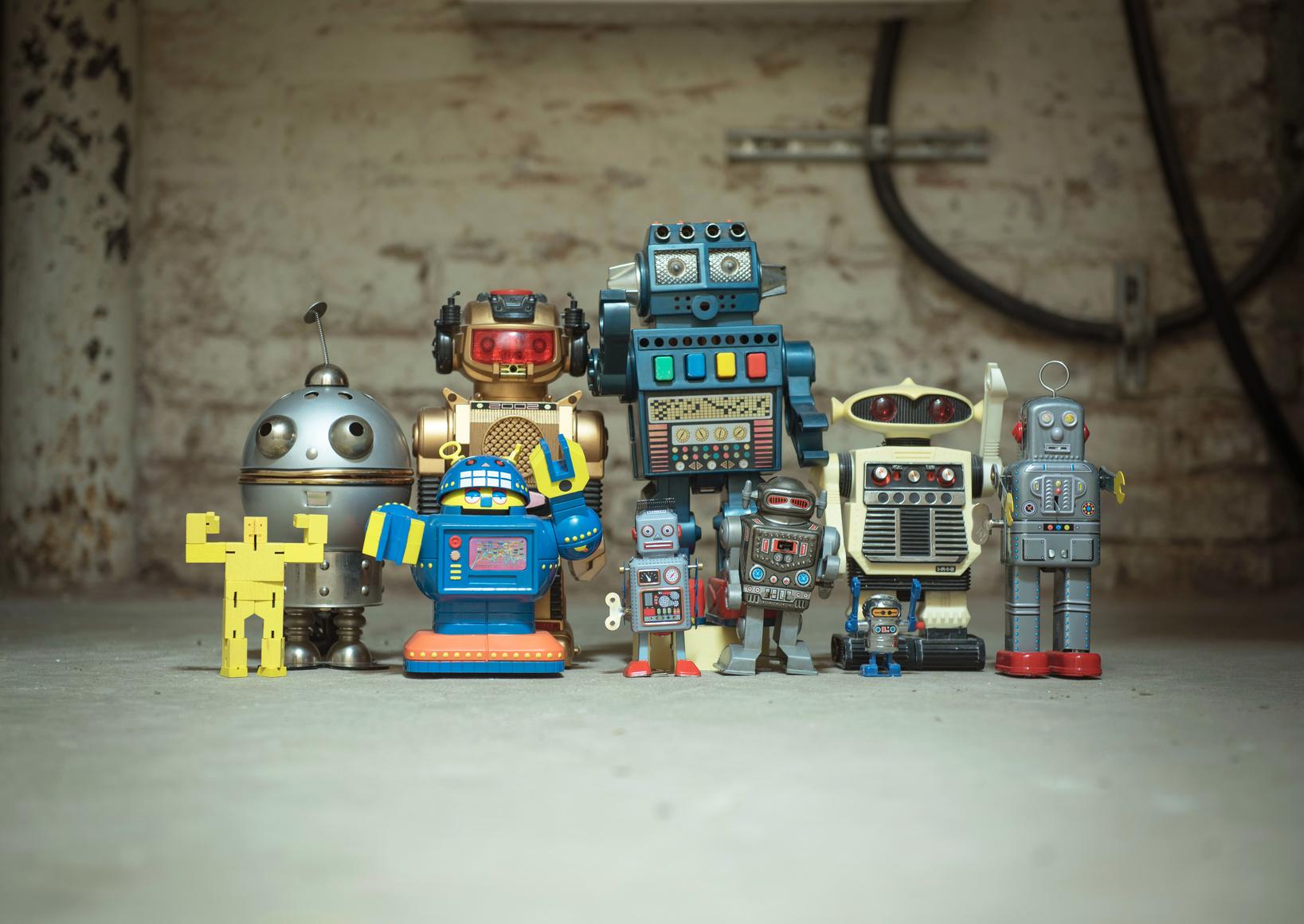 Spielzeugroboter: Kinematics sammelt 2,5 Mio. EUR ein
