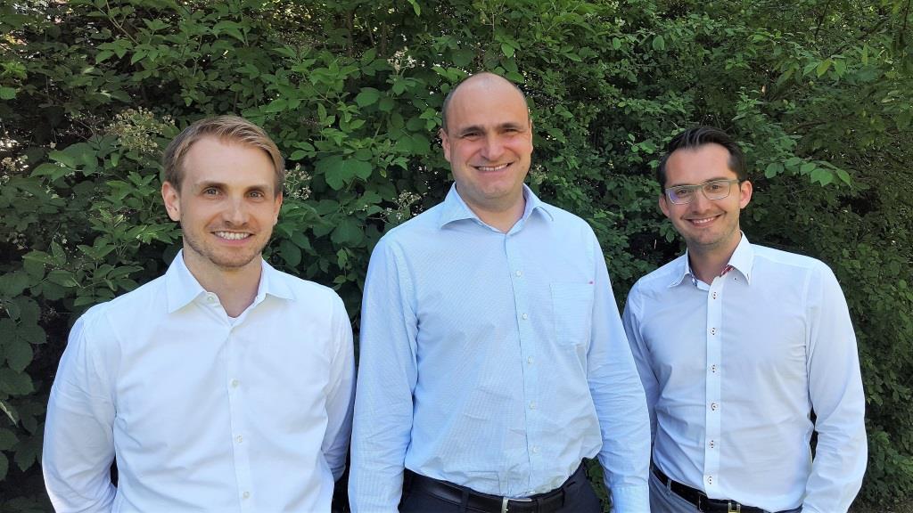Die Bad Homburger Venture Capital-Gesellschaft Creathor Venture verstärkt ihr Management-Team und ernennt Christian Leikert, Dr. Christian Weiss und Christian Weniger zu Partnern.