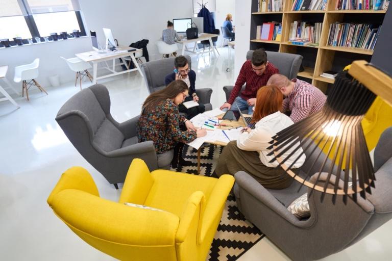 Coworking Spaces-Anbieter erhält 60 Mio. EUR