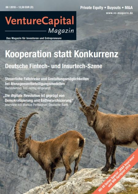 VentureCapital Magazin 6/2018