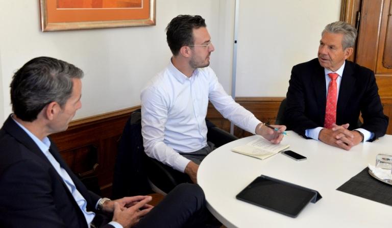 Interview mit Peter Pauli und Dr. Sonnfried Weber, BayBG Bayerische Beteiligungsgesellschaft