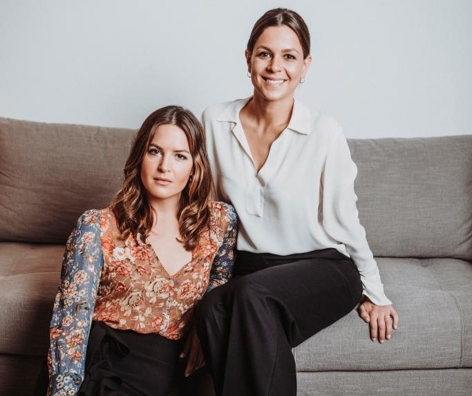 Lina und Eva Wüller