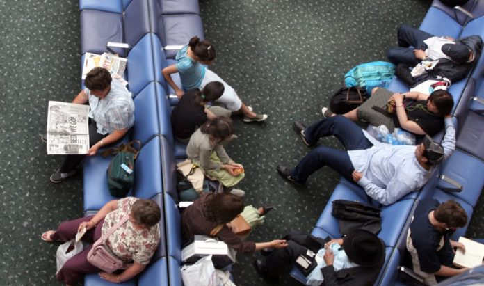 Warten auf Corona-Hilfe – Kolumne von Björn Weidehaas, Lutz Abel