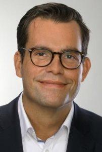 Johannes Berg, Digital Hub Logistics