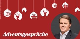 Adventsgespräche - 8. Dezember mit Oliver Freigang, qashqade