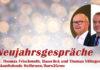 Neujahrsgespräch mit Dr. Thomas Frischmuth, Baseclick, und Thomas Villinger, Zukunftsfonds Heilbronn/Born2Grow