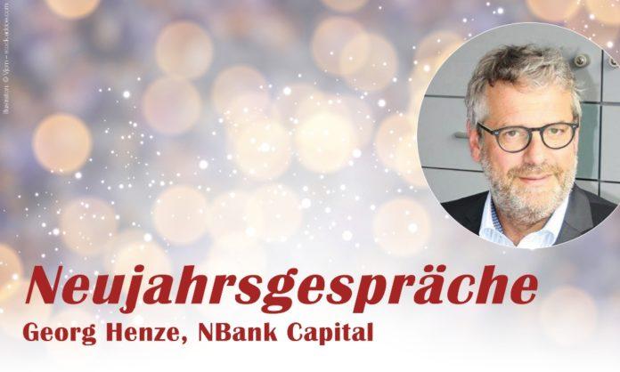 Neujahrsgespräche: Georg Henze, NBank Capital