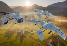 Erfolgreiche Series-A-Finanzierung für hessisches Jungunternehmen: Drohnen-Start-up Wingcopters bekommt Auftrieb