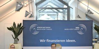 MBG Baden-Württemberg zieht Bilanz - Neuer Fonds für Start-up-Finanzierung startet im zweiten Quartal