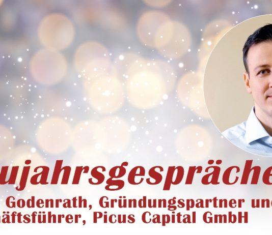 Neujahrsgespräch mit Robin Godenrath, Picus Capital