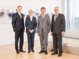 NRW.Bank: Finanzierungsrunden im Corona-Jahr verdreifacht - NRW.Bank Vorstand