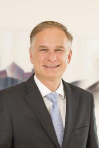 Michael Stölting, Mitglied des Vorstandes der NRW.Bank