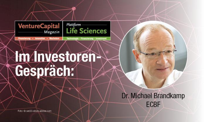 """""""Wir wollen das Salz in der Suppe sein"""" - Interview mit Dr. Michael Brandkamp, General Partner, European Circular Bioeconomy Fund"""