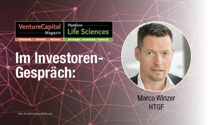 """""""Wir sehen uns als Enabler, nicht als Platzhirsch"""" - Interview mit Marco Winzer, Partner, High-Tech Gründerfonds"""