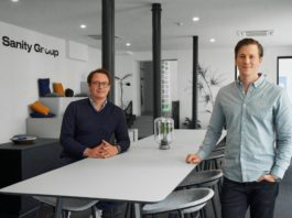 Media for Equity neu an Bord: Finn Hänsel und Fabian Friede, Gründer der Sanity Group (v.l.n.r.)