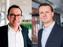 NBank Capital mit neuen Geschäftsführern: Ralf Borchers (li.) und Stephen Struwe-Ramoth