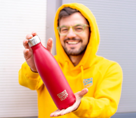 Christopher Gogolin, Gründer und Geschäftsführer des Start-ups Ocha Ocha, das durch die Coronapandemie in die Krise geraten ist.