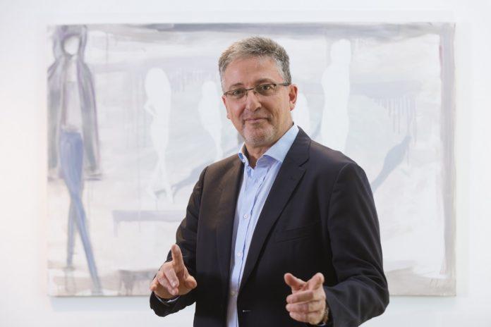 Moshe Gazit, Gründer und Geschäftsführer von VPlus habitat