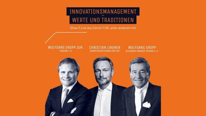 The Grow geht weiter: Am 11.5. live und online aus Zürich