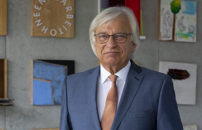 Wolfgang Wolf, Aufsichtsratvorsitzender MBG Baden-Württemberg