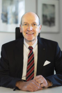 Dr.-Ing. habil. Bertram Dressel ist Präsident des Bundesverbands Deutscher Innovations-, Technologie- und Gründerzentren e.V.