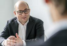 Bastian Nominacher, Co-CEO und Mitgründer von Celonis