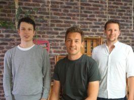 Gründerteam von Ocell