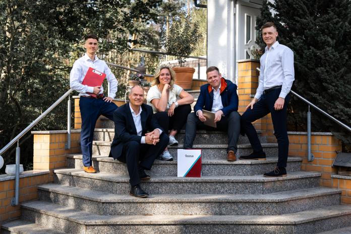 Gründerteam des Start-ups Koopler