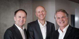 Sven Kamerar, Thomas Wörl und Joachim Schuble (v.l.n.r.)