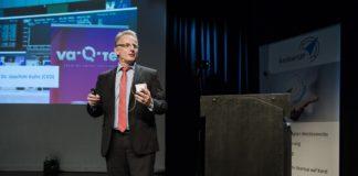 Dr. Joachim Kuhn, Vorstandsmitglied des Fördervereins Innovatives Unternehmertum Nordbayern e.V.