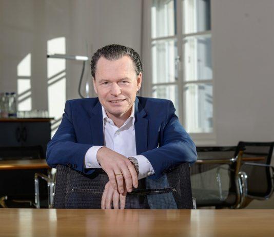 Stefan Eishold, CEO Arcus Capital AG