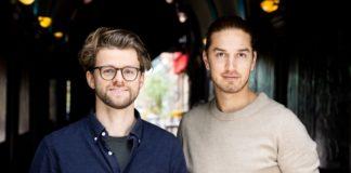 Dustin Jaacks und Amir Bohnenkamp, Gründer von Heyflow