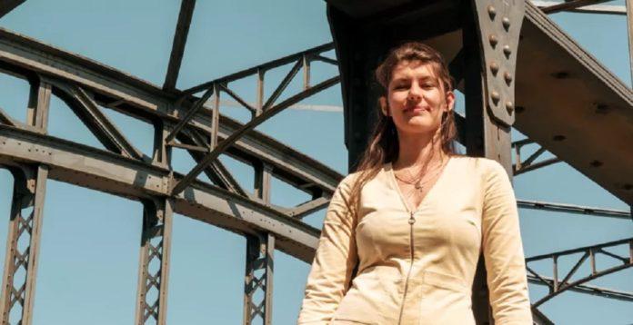 air up-Gründerin Lena Jüngst   (c) Airup