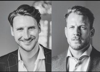 Dominik Probst (li.) und Rafael Dössegger, Advisory AG